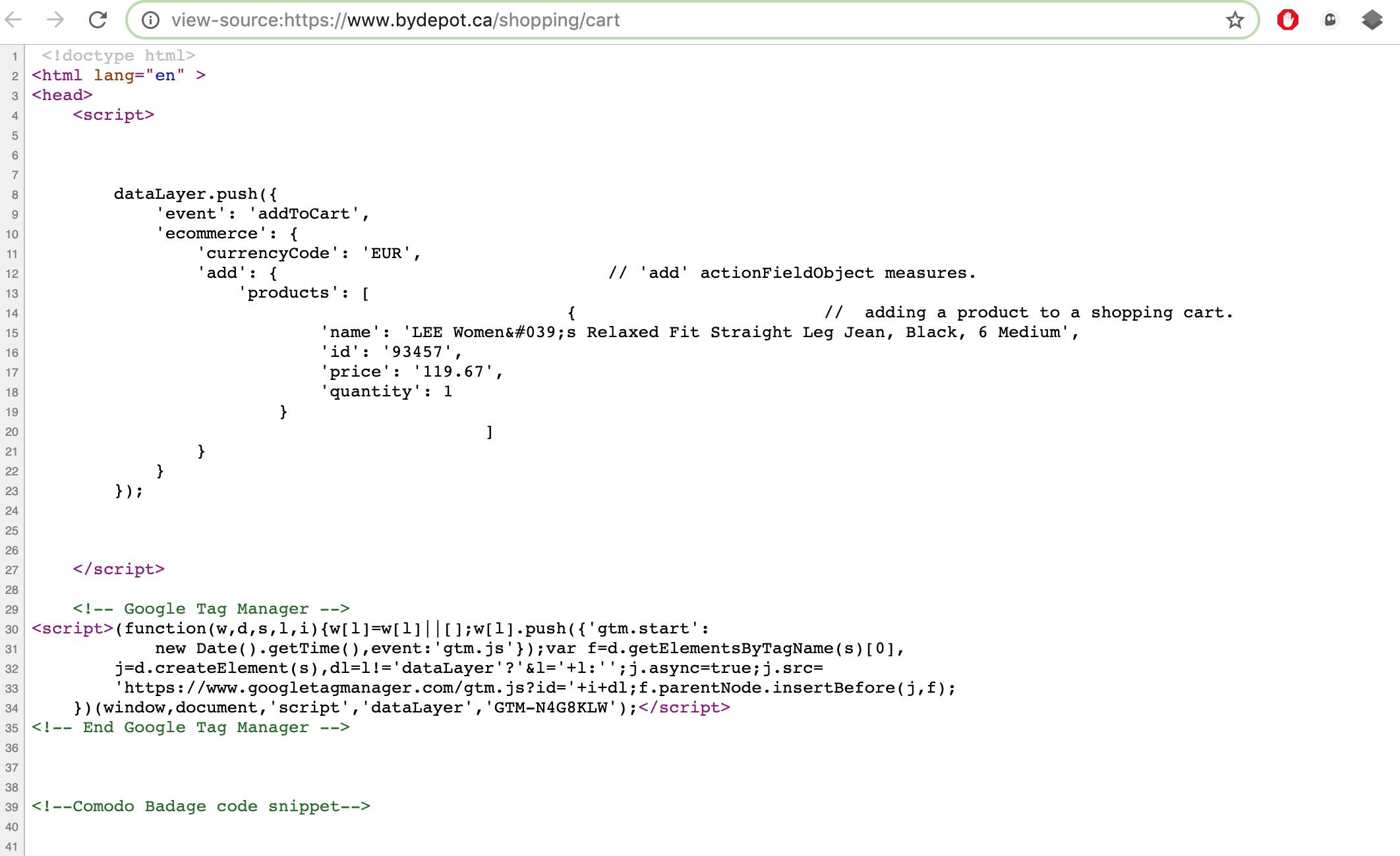 วิธีติดตั้ง Google Tag Manager บนเว็บไซต์ 4