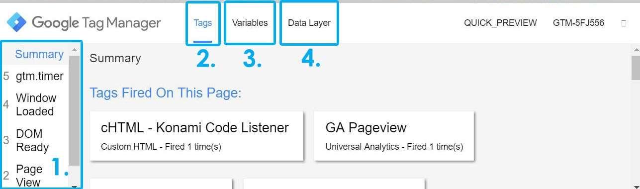 วิธีติดตั้ง Google Tag Manager บนเว็บไซต์ 5