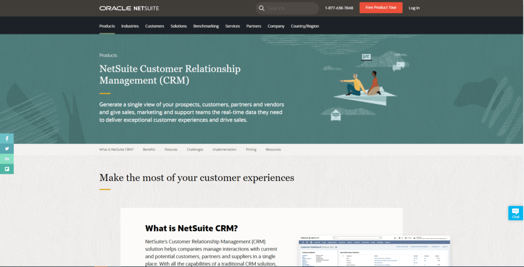recommended CRM tool